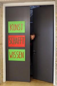 """Schülertheaterstück """"KlimaKultur macht Schule"""" des """"Kunst schafft Wissen"""" e.V. auf dem EUREF-Campus am 20.06.2014, Berlin"""